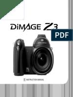 Minolta Z3 Eng