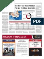 Cayó rentabilidad administradoras fondos mutuos_Gestión 26-03-2014