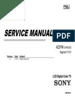 Samsung UN32C4000PD | Electrostatic Discharge | Hdmi