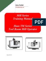 Haas TM Manual