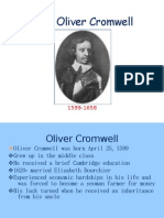 Lord Oliver Cromwell