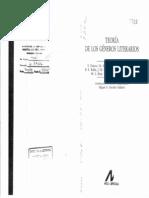 TEORIA DE LOS GENEROS LITERARIOS.pdf