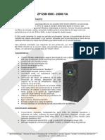 BEXTRON ZP120N 6000-2000VA