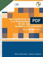 Fundaciones Comunitarias Libro