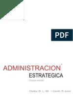174623803 Hill Charles W L Administracion Estrategica Edit McGraw Hill Editable