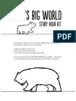 Cub's Big World Story Hour Kit