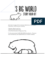 Cub's Big World Story Hour Kit