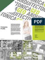 ArquitectonicaGEO-2014 Brochure-General