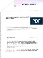 ANAD-E03_Norma Salvadoreña OHSAS 18001 1999