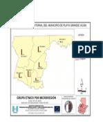 Mapa Ixcan Por Microregion