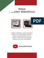 EDP Novo Medidor Eletronico Bandeirante