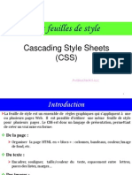 Introduction Sur CSS