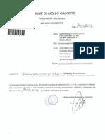 Relazione Fine Mandato sindaco Aiello marzo 2014