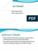 Alok Presentation Bettman Model