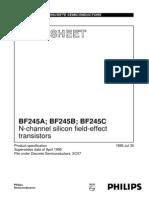 Fet Bf245b