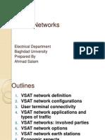 VSAT Networks
