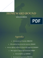 HOMEWARD BOUND Ppt Presentation