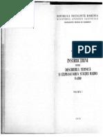 Instructiuni Pentru Descrierea Tehnica Si Exploatarea Statiei R-1300