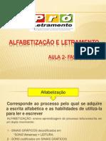 Slides Alfab. e Letramento