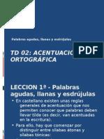 TD 02 DE ESPAÑOL