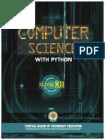 Class 12 Cs Ncert Cbse 2014-15 Python