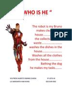 El Robot Bruno