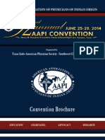 AAPI Convention Brochure March 23 2014