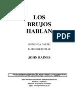 El Hombre Estelar. John Baines