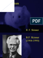 Personality Skinner