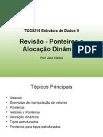Aula 2 - Linguagem C - Ponteiros e Alocação Dinâmica.pdf