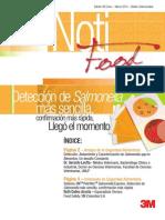 5M NotiFood Q1 2013 Salmonella