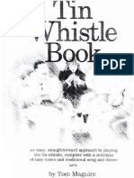 The Tin Whistle Book Restored