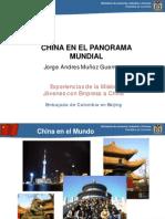 China en El Panorama Mundial