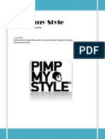Final Essay Pimp My Style