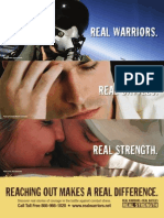 Real Warriors Campaign Air Force Poster 2