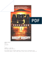 Robert Doherty - Area 51 - Excalibur