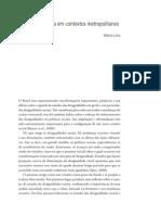 Raça e pobreza em contextos metropolitanos - Lima
