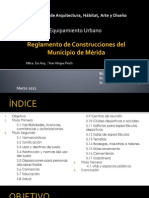 FINAL Reglamento de Construcciones del Municipio de Mérida.pptx