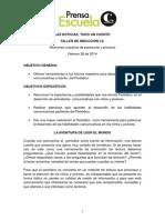 MEMORIAS Maestros Preescolar y Primaria Febrero 28 de 2014