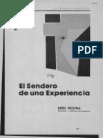 Uriel Molina - El Sendero de Una Experiencia