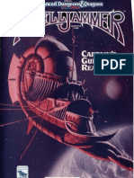 Spelljammer - Pirates of Realmspace - Manual - PC