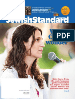 North Jersey Jewish Standard, March 28, 2014