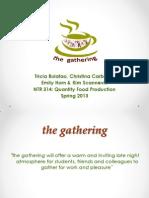 the gathering slides-1