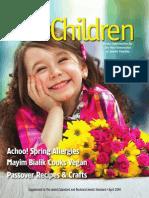 About Our Children, April 2014