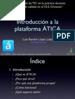 Introducción a ÁTICA (1)