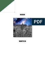 High Watch - March 28, 2014 - 4/4/14