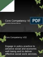 core competency 8