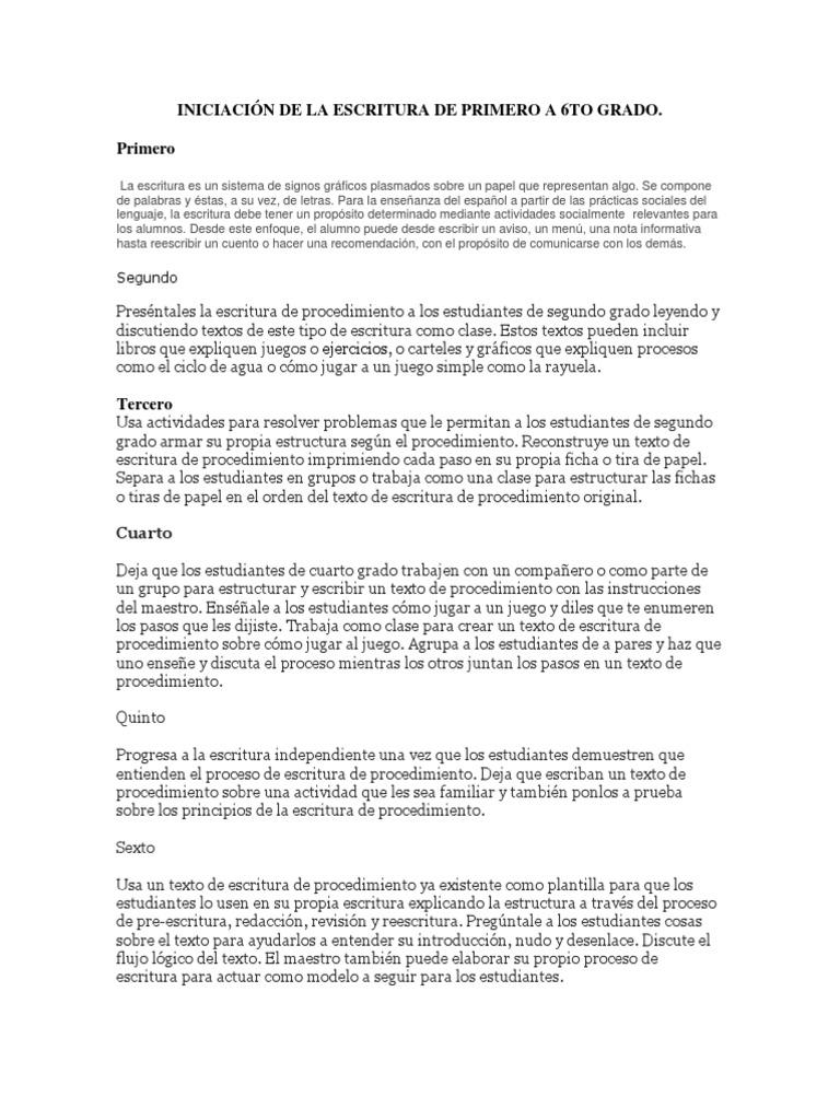 Famoso Plantilla De Escritura De Segundo Grado Colección de Imágenes ...