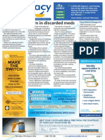 Pharmacy Daily for Thu 27 Mar 2014 - $2m in discarded meds, Strong support for CSOs, Self Care Alliance paper, Sigma buys Central and much more