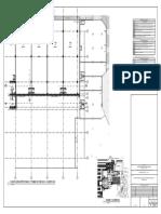 d2-1 - Planta Arquitectonica y Trama de Pisos n1 - Cuerpo d2